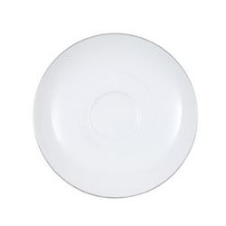 Anmut Platinum No.1 Piattino tazza te 15cm - Villeroy & Boch