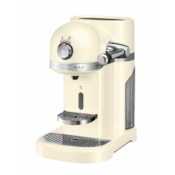 Nespresso KitchenAid Artisan, Crema