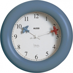 Kitchen clock, Orologio da parete - Alessi