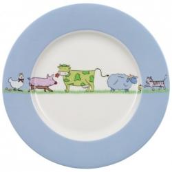 Farm Animals Piatto p. bambini 22cm - Villeroy & Boch