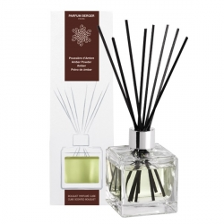 Bouquet Parfumé Cube Poussière d'Ambre / Polvere d' ambra - Lampe Berger