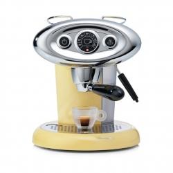 Macchina da caffè a capsule X7.1 iperespresso sunrise illy, Gialla - illy