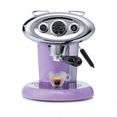 Macchina da caffè X7.1 iperespresso sunrise illy, Lilla - illy | Id...