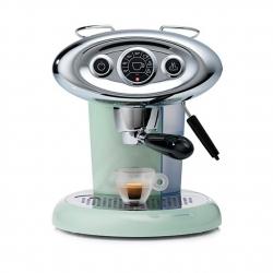 Macchina da caffè a capsule X7.1 iperespresso sunrise illy, Verde - illy