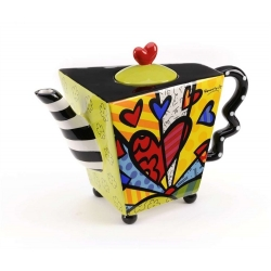 Teiera A New Day - Romero Britto