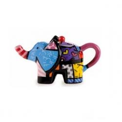 Teiera mini Elefante - Romero Britto