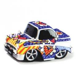 """Figurina auto """"Vintage"""" - Romero Britto"""