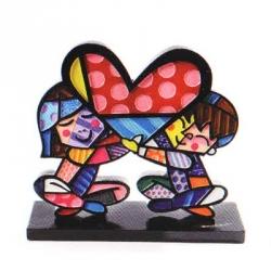 Figurina 2D Bimbi - Romero Britto