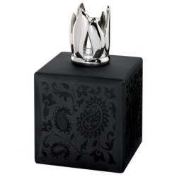 Lampada Cube Noir - Lampe Berger