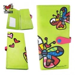 Portafoglio farfalla - Romero Britto