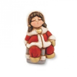 Bimbo Natale con pacchetto - Thun