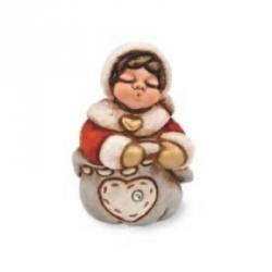 Bimbo Natale con sacco - Thun