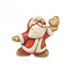 Babbo Natale con cuoricino - Thun