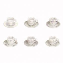 Conf. 6 tazzine espresso - Thun