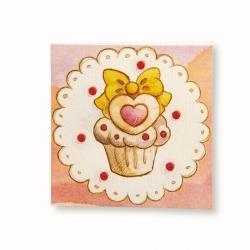 Chiudipacco cupcake - Thun