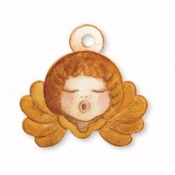Chiudipacco testa d'angelo 3 pezzi - Thun