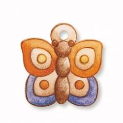 Chiudipacco farfalla 3 pezzi - Thun