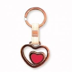 Portachiavi anello shiny cuore (san valentino) - Thun