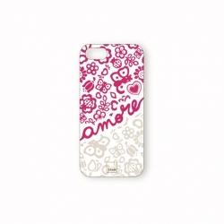 Guscio smartphone five love me (san valentino) - Thun