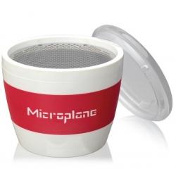 Cup Grattugia a tazza per spezie serie Speciality, Rossa - Microplane