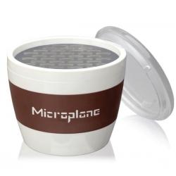 Cup Grattugia a tazza per cioccolato serie Speciality, Marrone - Microplane