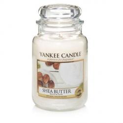 Shea Butter Giara Grande - Yankee Candle