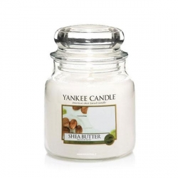 Shea Butter Giara Media - Yankee Candle