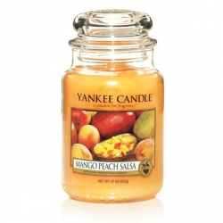 Mango Peach Salsa Giara Grande - Yankee Candle