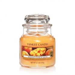 Mango Peach Salsa Giara Piccola - Yankee Candle