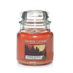 Amber Moon Giara Media - Yankee Candle