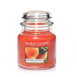 Orange Splash Giara Media - Yankee Candle