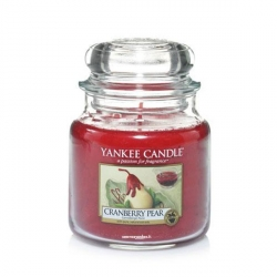 Cranberry Pear Giara Media - Yankee Candle