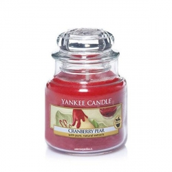Cranberry Pear Giara Piccola - Yankee Candle