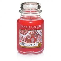 Candy Cane Lane Giara Grande - Yankee Candle