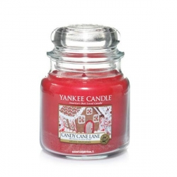 Candy Cane Lane Giara Media - Yankee Candle