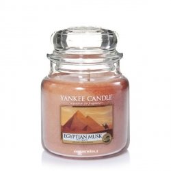 Egyptian Musk Giara Media - Yankee Candle
