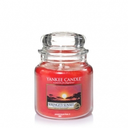 Serengheti Sunset Giara Media - Yankee Candle