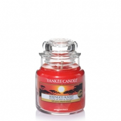 Serengheti Sunset Giara Piccola - Yankee Candle