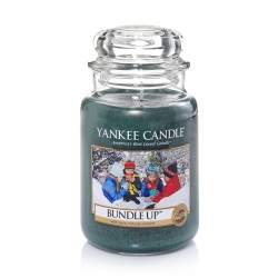 Bundle Up Giara Grande - Yankee Candle