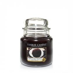 Cappuccino Truffle Giara Media - Yankee Candle