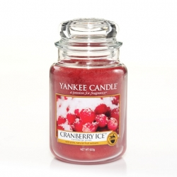 Cranberry Ice Giara Grande - Yankee Candle
