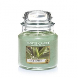 Aloe Water Giara Media - Yankee Candle