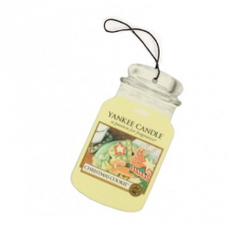 Christmas Cookie Car Jar - Yankee Candle