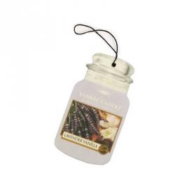 Lavender Vanilla Car Jar - Yankee Candle