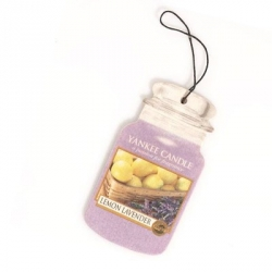 Lemon Lavender Car Jar - Yankee Candle