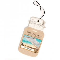 Sun & Sand Car Jar - Yankee Candle