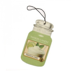 Vanilla Lime Car Jar - Yankee Candle