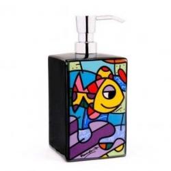 """Dispenser sapone e lozione """"pesce"""" - Romero Britto"""