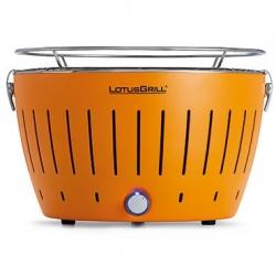 Barbecue a carbone, arancione - Lotus Grill