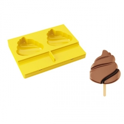 Stampo per gelato Honolulu - Pavoni